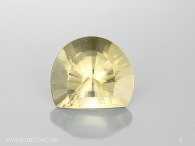 Cut Lemon Citrine