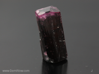 Bi-Color Tourmaline Crystal
