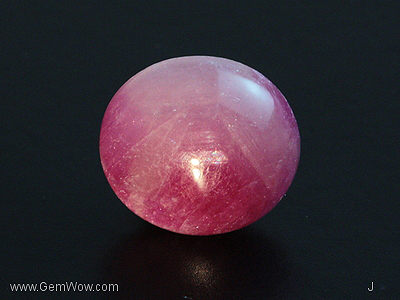 """Good Morning"" Ruby Cabochon Mogok"