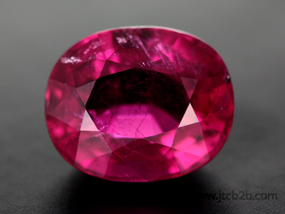 Faceted Rubellite
