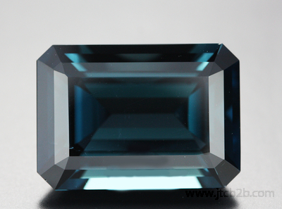 Faceted London Blue Topaz