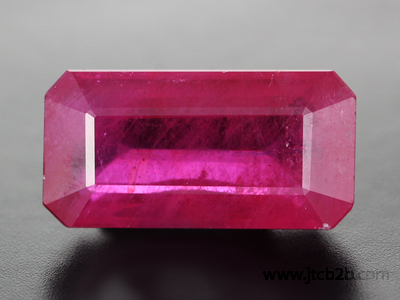 Faceted Mozambique Ruby (Heat Be)