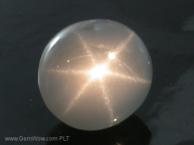 Cabochon Star Sapphire From Burma, 445 carats, Light Bluish Violet Color